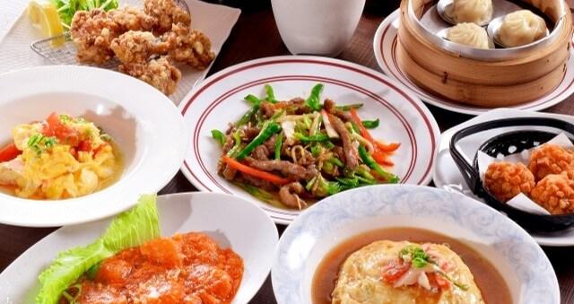 中華レストラン実績イメージ